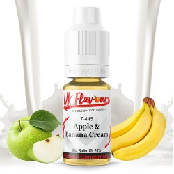 Apple & Banana Cream...