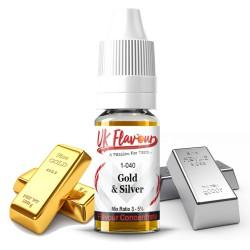 Gold & Silver Tobacco...